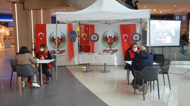 İstanbul Emniyeti Müdürlüğü vatandaşları terörle ilgili bilgilendiriyor