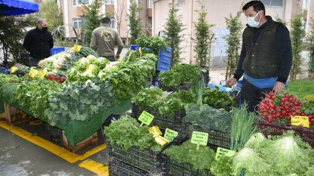 Pendik Belediyesi'nden doğrudan üretim yapanlara ücretsiz semt pazarı desteği
