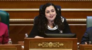Kosova devletine kadın cumhurbaşkanı
