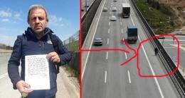 Nafaka mağduru Erkan Can, sesini duyurmak için Ankara'ya yürüyor