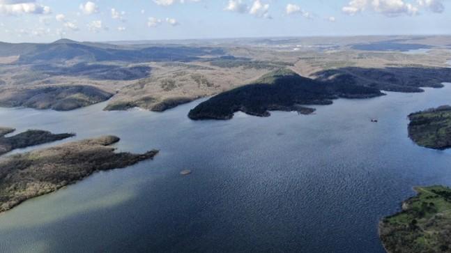 Ömerli Barajı yüzde 96.54 seviyesinde