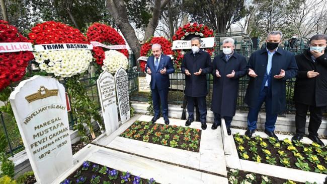 """Mustafa Şentop, """"Fevzi Paşa'nın ordunun politikaya karışmasına asla razı değildi"""""""