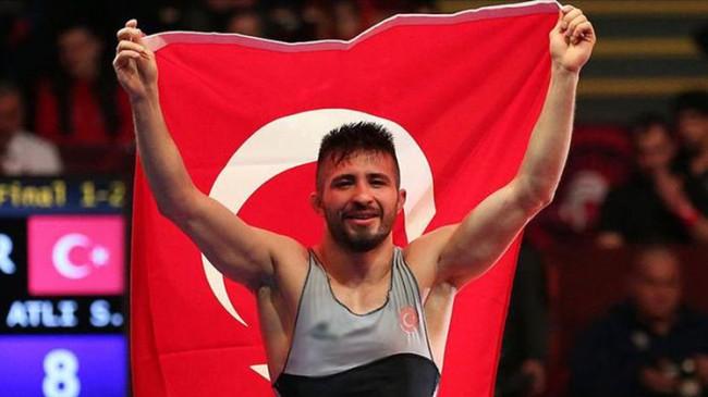 Süleyman Atlı, Avrupa Şampiyonu oldu