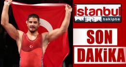 Taha Akgül, 8. kez Avrupa Şampiyonu