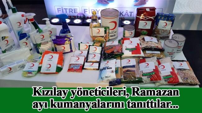Türk Kızılay'ı, Ramazan ayı yardım hedeflerini açıkladı