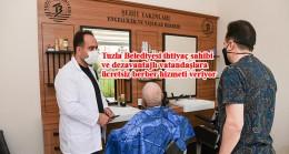 Tuzla Belediyesi, sosyal belediyecilik projelerine bir yenisini daha ekledi