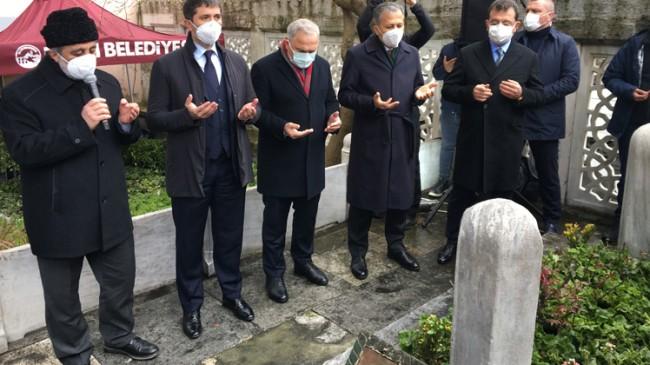 Osmanlı İmparatorluğu'nun 'mimarbaşı' Mimar Sinan, kabri başında anıldı