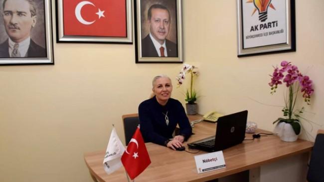 AK Parti'li Zerrin Çağlar, 'Büyükçekmece iyi yönetilmiyor'