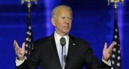 Biden'den Filistin ve İsrail açıklaması