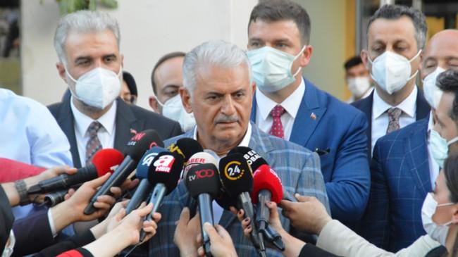 Binali Yıldırım, oğlu Erkan ile ilgili Sedat Peker'in iddialarına cevap verdi