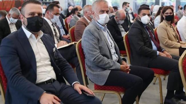 Çekmeköy'ün sevilen isimleri Şahmettin Yüksel ile Fatih Sırmacı'ya önemli görev