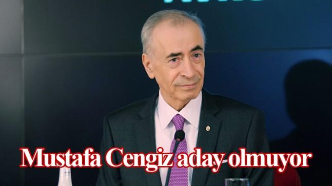 Fatih Terim'in fendi, Mustafa Cengiz'i yendi!