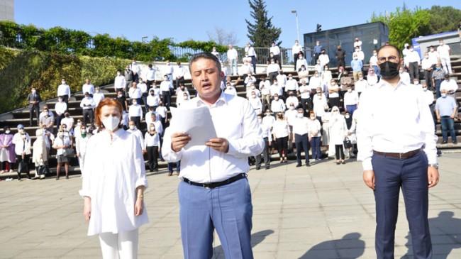 """Gelecek Partisi İstanbul, """"Temiz Siyaset Hareketi""""ni başlattı"""