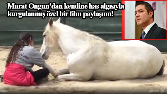 İBB'nin algıcı elemanı Murat Ongun, kurguladığı filmini sahneye sürdü (!)