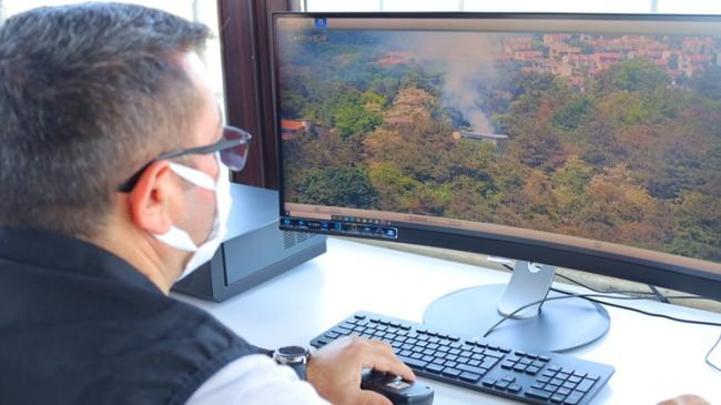 İstanbul Orman Bölge Müdürü Şahin, yangınlara karşı vatandaşları uyardı