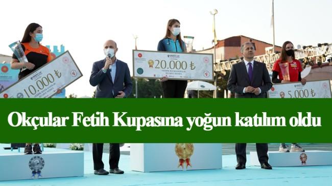 İstanbul'da 9. Fetih Kupası gerçekleşti