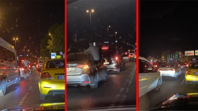 İstanbul'da 'Kudüs'e umut ol' konvoyu