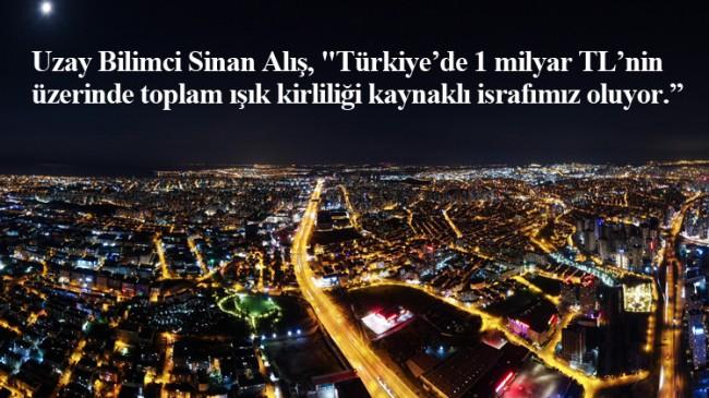 İstanbul'da yıllık 250 milyon TL'lik enerjimiz boş yere uzaya kaçıyor