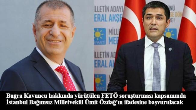 İYİ Parti'li Buğra Koyuncu, FETÖ soruşturmasında Özdağ'ın eline düştü!
