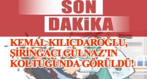 Kılıçdaroğlu'nun diline iğne yaptılar (!)