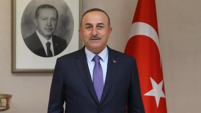 """Mevlut Çavuşoğlu, """"İsrail'i kınamak yetmiyor tedbirler de almamız gerekiyor"""""""
