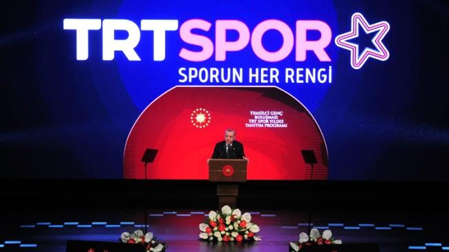 TRT Spor Yıldız kanalı açıldı