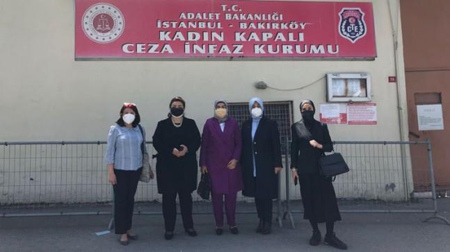 Tuzla Belediyesi'nden mahkum kadınlara 'Anneler Günü' sürprizi