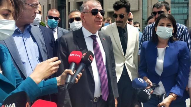 Ümit Özdağ, FETÖ'cu olduğunu iddia ettiği İYİ Parti'li Buğra Kavuncu hakkında yargıya bilgi verdi