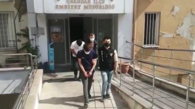 Üsküdar'ın hırsızı yakalandı