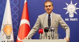 AK Parti Sözcüsü Ömer Çelik, 'Koskoca AB, Rum kesiminin elinde oyuncak oldu'