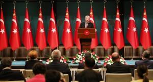 Cumhurbaşkanı Erdoğan, yasakların tümüyle kalkacağı tarihi açıkladı