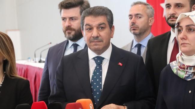 AK Parti Grubu, İBB yönetiminin ısrarlı su zammı talebini yine reddetti!