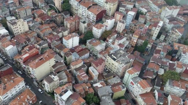 Beyoğlu'nda yüzlerce bina yenilenecek