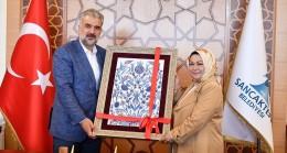 İstanbul İl Başkanı Kabaktepe'den Sancaktepe Belediyesi'ne ziyaret