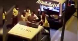 Esenyurt'ta alkollü sürücü polislere zor anlar yaşattı