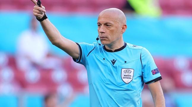 Cüneyt Çakır Avrupa futbol tarihine geçti