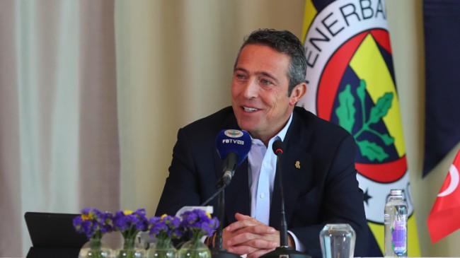 """Ali Koç, """"Emre Belözoğlu sarı-lacivertli takımda görev almayacak"""""""