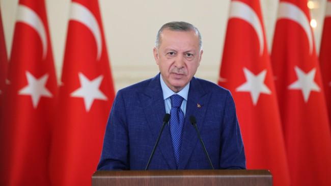 """Cumhurbaşkanı Erdoğan, """"Dünyanın en büyük 10 ekonomisinden biri olma hedefine ulaşmaya çok daha yakınız"""""""