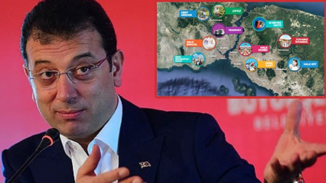 Ekrem İmamoğlu, İstanbullulara tepeden baktığını itiraf etti (!)