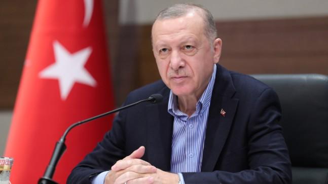 """Erdoğan: """"Bütün derdimiz Amerika'dan amasız, fakatsız bir yaklaşım görmektir"""""""