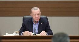 """Erdoğan: """"Hastaneye yapılan terör saldırısı PKK YPG'nin nasıl kalleş ve vahşi bir örgüt olduğunu göstermiştir"""""""