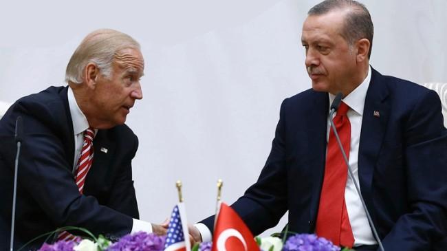 Erdoğan ile Biden'in haftaya yapacağı görüşme konularının detayları belli oldu