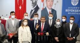 """Göksu, """"İBB yönetimi İstanbul'u son iki yılda yüzde 50 küçülttüler"""""""