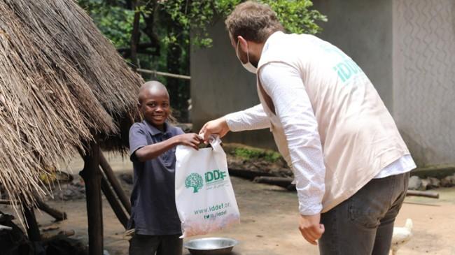 İDDEF, kurban bağışlarınızı 40 ülke 264 bölgede yapacak