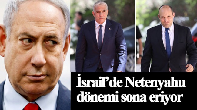 İsrail'de katil Netanyahu'suz hükümet