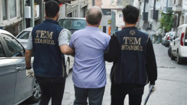 İstanbul'da PKK/KCK, PYD/YPG operasyonu