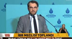 """Murat Türkyılmaz, """"Taksim Camii yalnızca bir mabed değil devlet-millet buluşmasının abidevi mührüdür"""""""
