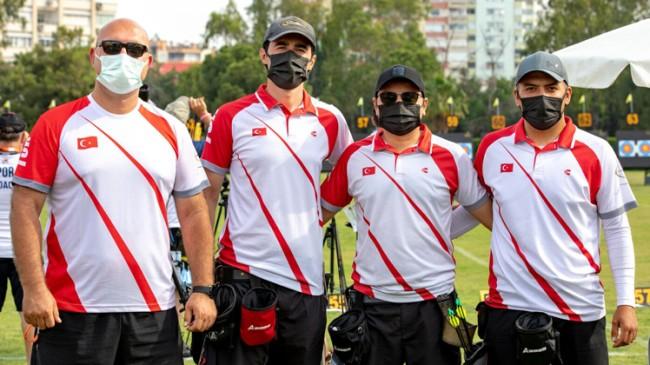 Okçuluk Milli Takımı'mız Avrupa Şampiyonu