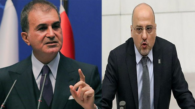 Ömer Çelik, TBMM'deki terörist milletvekili Ahmet Şık'a cevap verdi