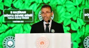 Başkan Ahmet Cin, Pendik Millet Bahçesi'nde emeği olan ve ilçeye kazandıran herkese teşekkür etti